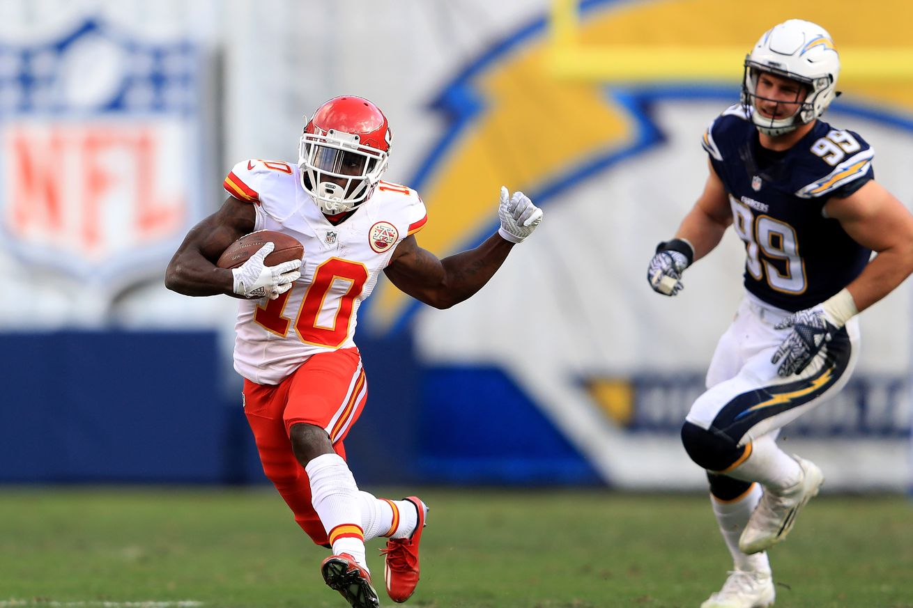 Which was better: Chiefs 2015 draft class or 2016?