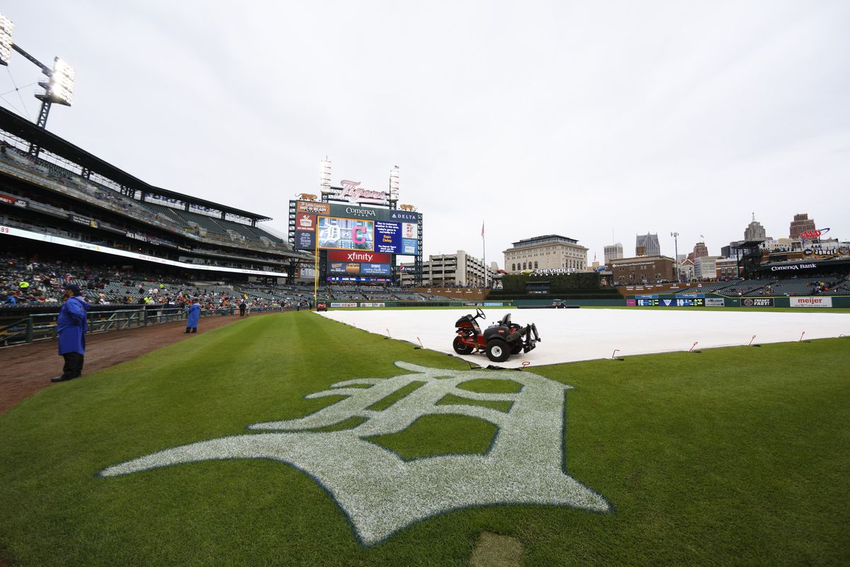 Indians-Tigers game on Thursday postponed due to rain