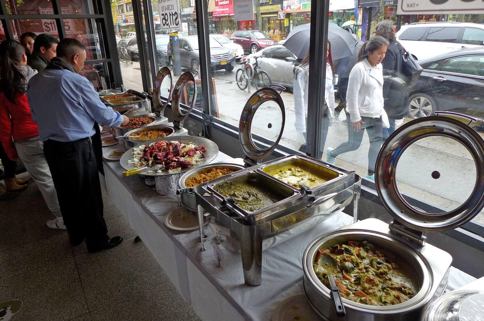 Indian Restaurants Near Th Avenue Nyc