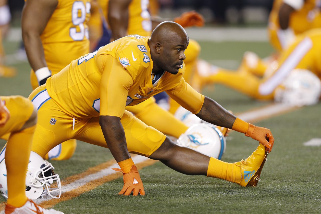 Mario Williams to be cut by Dolphins after season