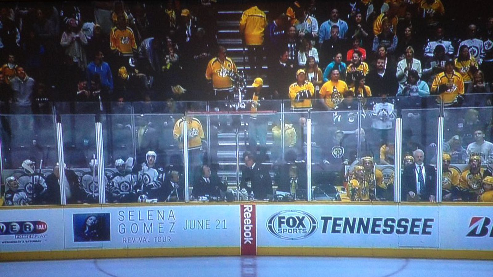 Every Single Player On The Ice In Jets Predators Ended Up