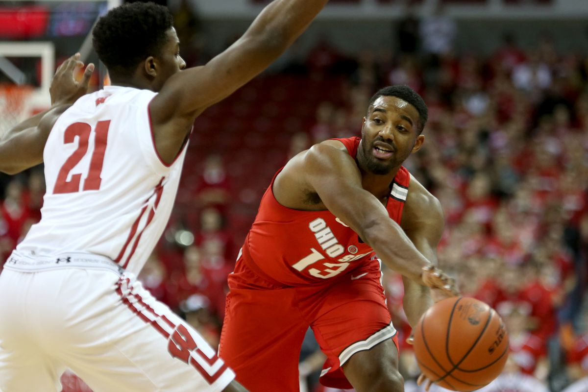 Ohio State guard JaQuan Lyle reportedly quit team in April, arrested Saturday