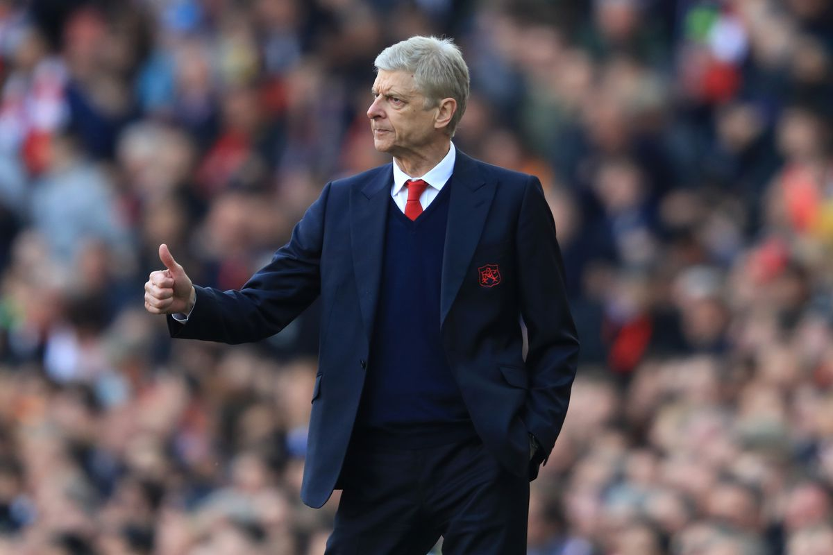 Wenger hails striking options at Arsenal