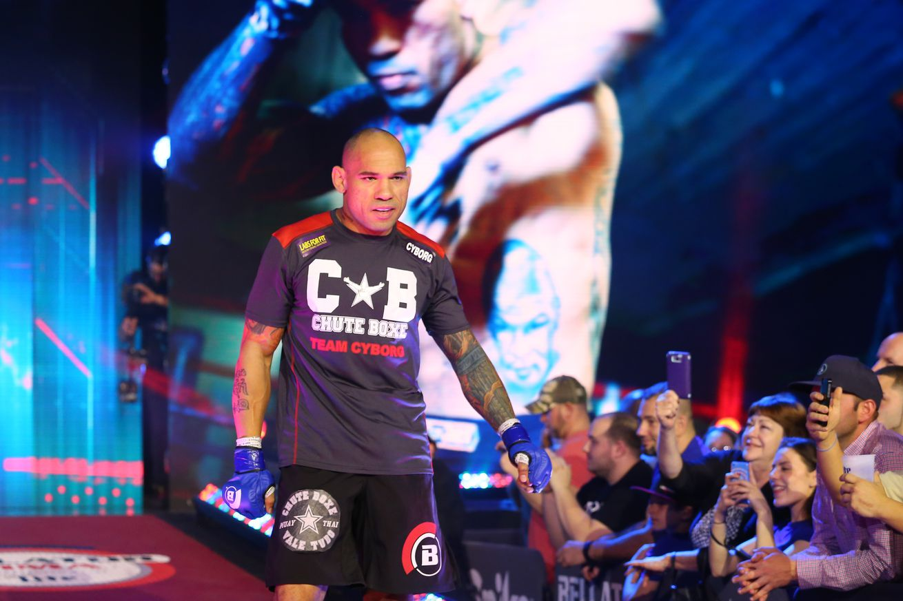 Cyborg Santos retires from MMA