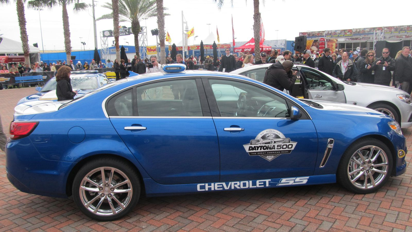 Chevrolet Unveils 2014 Production Chevrolet Ss As Official