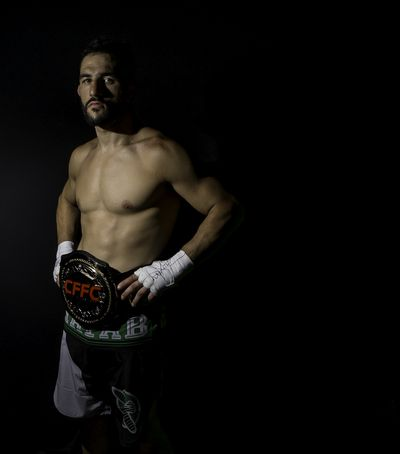Still unbroken: Jared Gordon's harrowing road to UFC 211