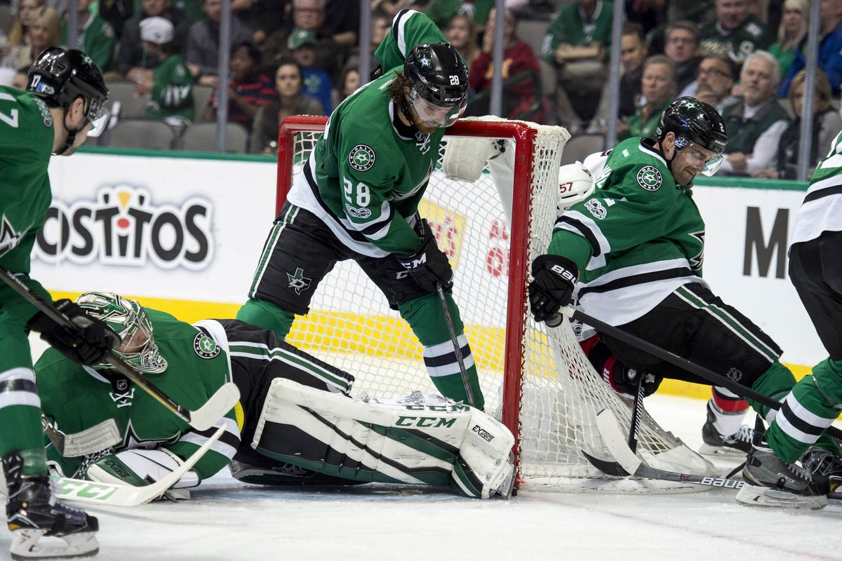 Slumping Oilers look to break out against Stars
