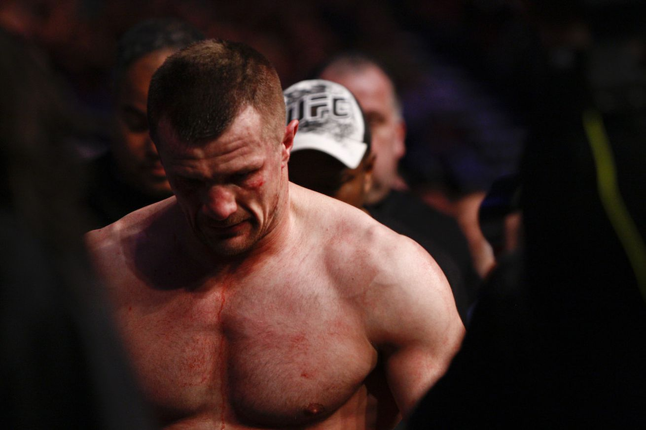 Mirko Cro Cop says it's unfair he got a two year USADA suspension without failing a drug test