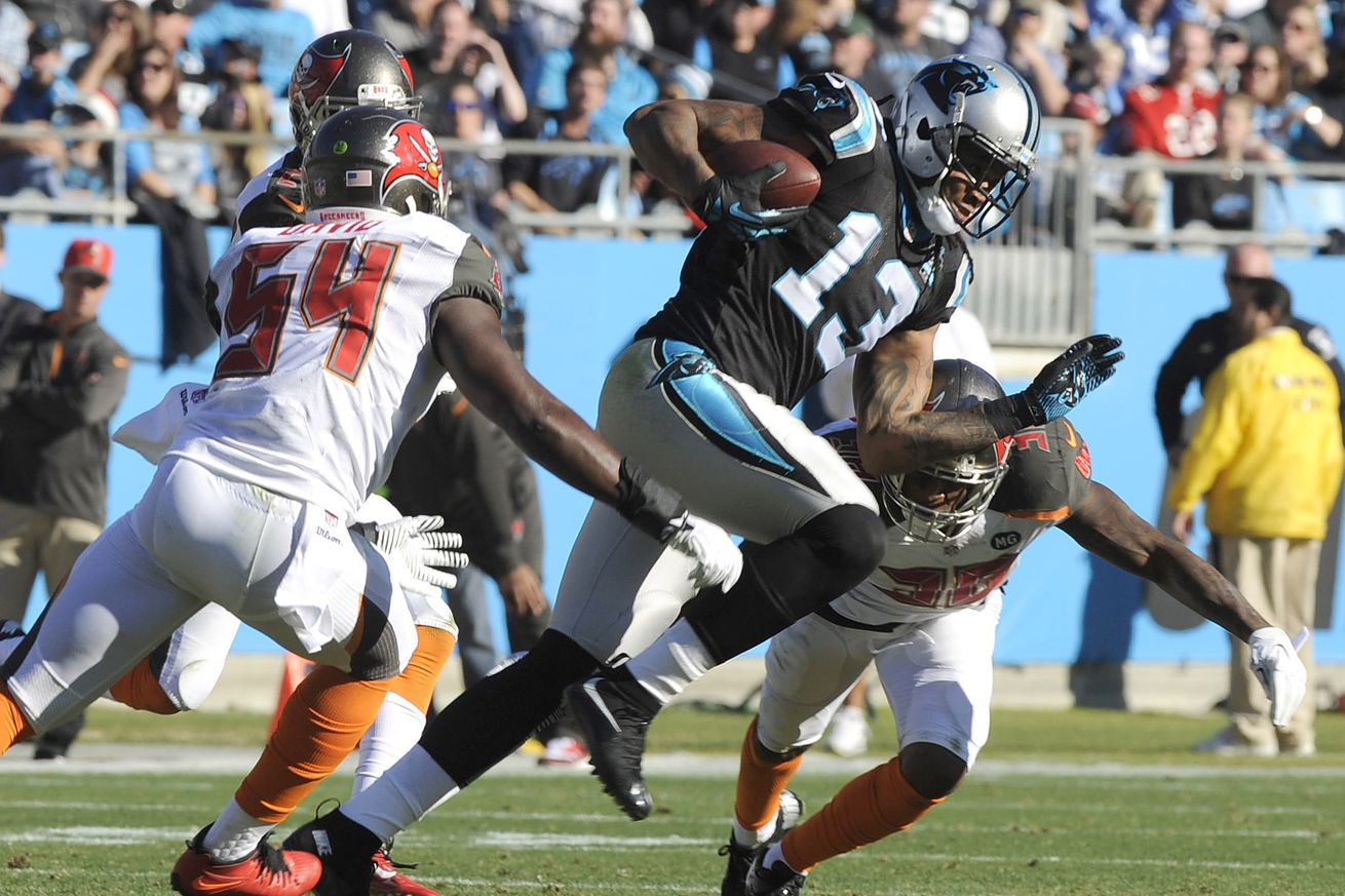 NFL Jerseys Outlet - Made from Scratch: Panthers vs Browns - Cat Scratch Reader