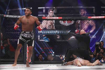 Bellator 170 photos