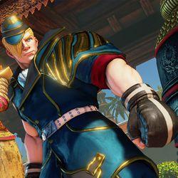 <em>Street Fighter 5</em> Ed screenshots