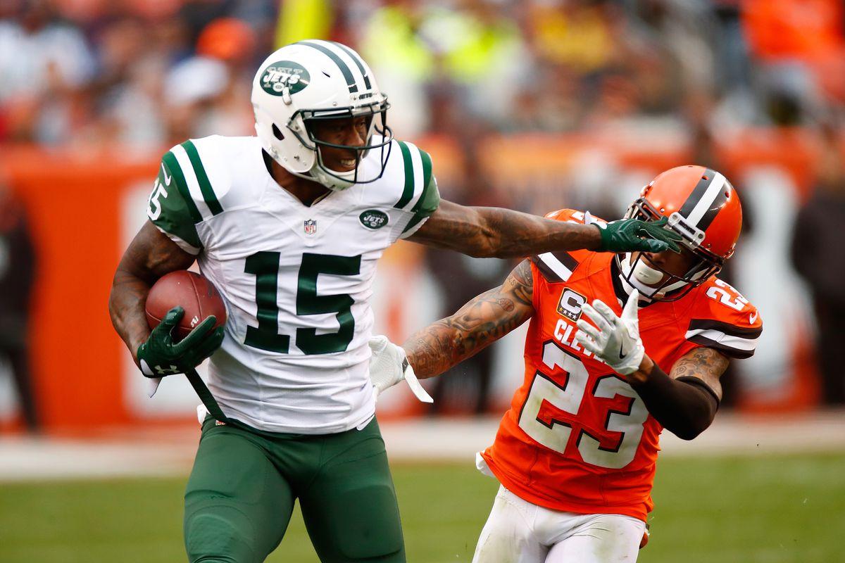 Should the Patriots pursue former Jets, Broncos WR Brandon Marshall?