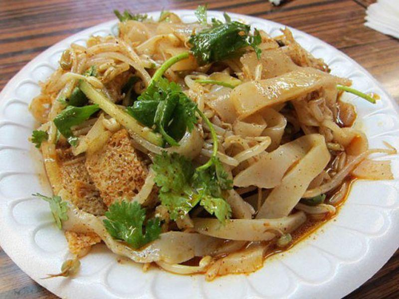Cold Skin Noodles Calories