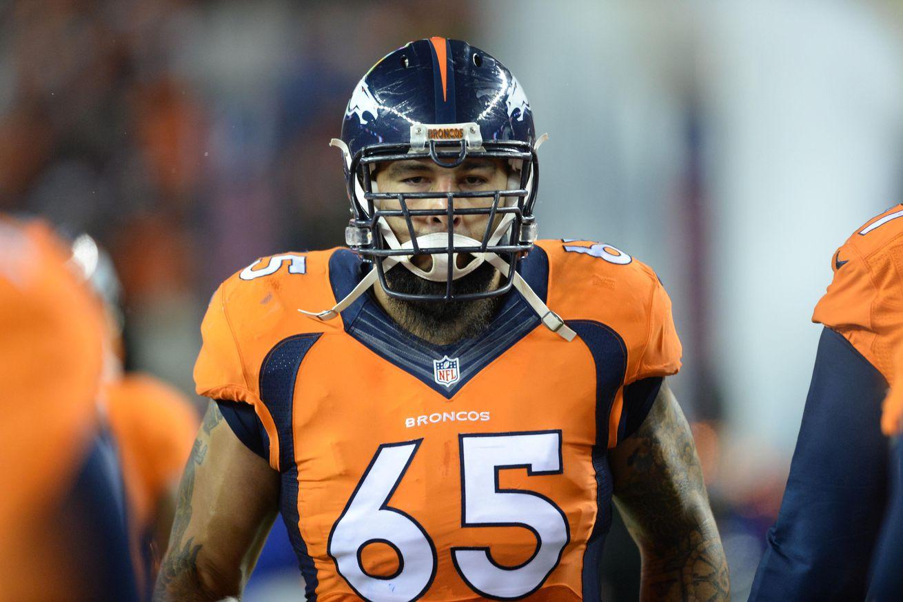 Denver Broncos vs. San Diego Chargers inactives: Louis Vasquez is ...