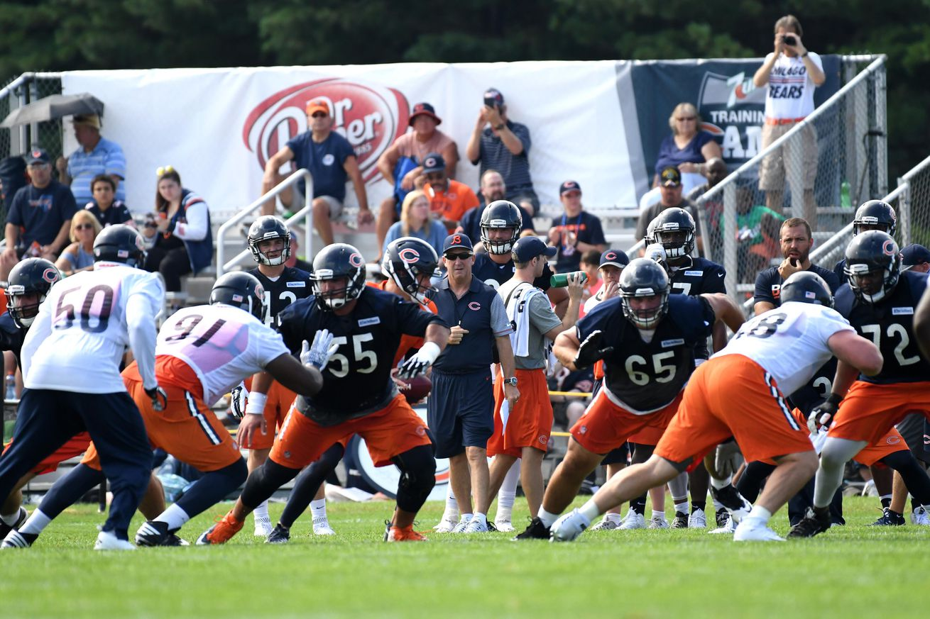 Nike jerseys for Cheap - Chicago Bears training camp Open Thread: 1st padded practice ...
