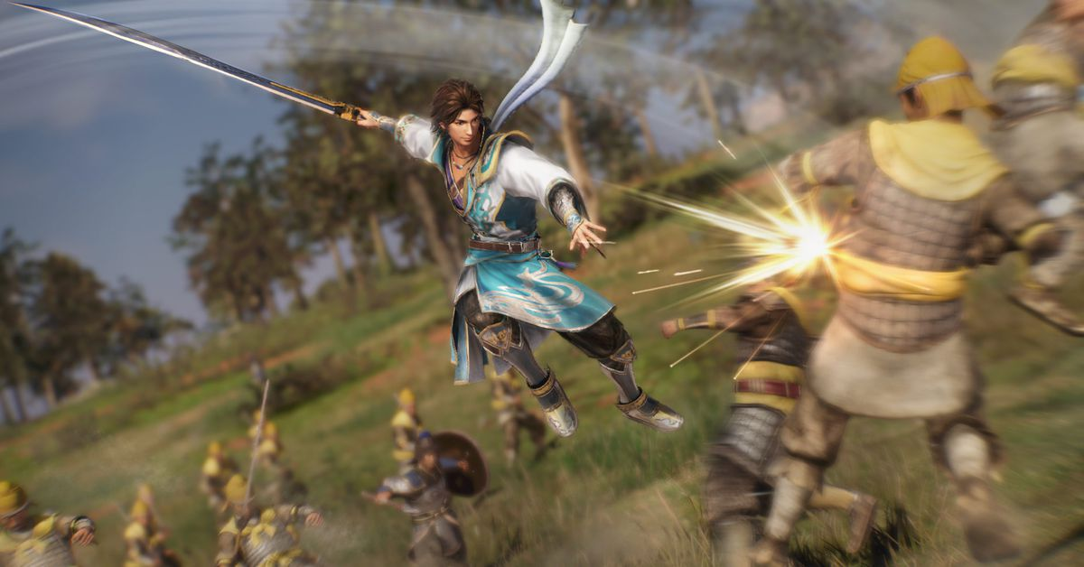With Dynasty Warriors 9, Koei Tecmo is fighting franchise stagnation