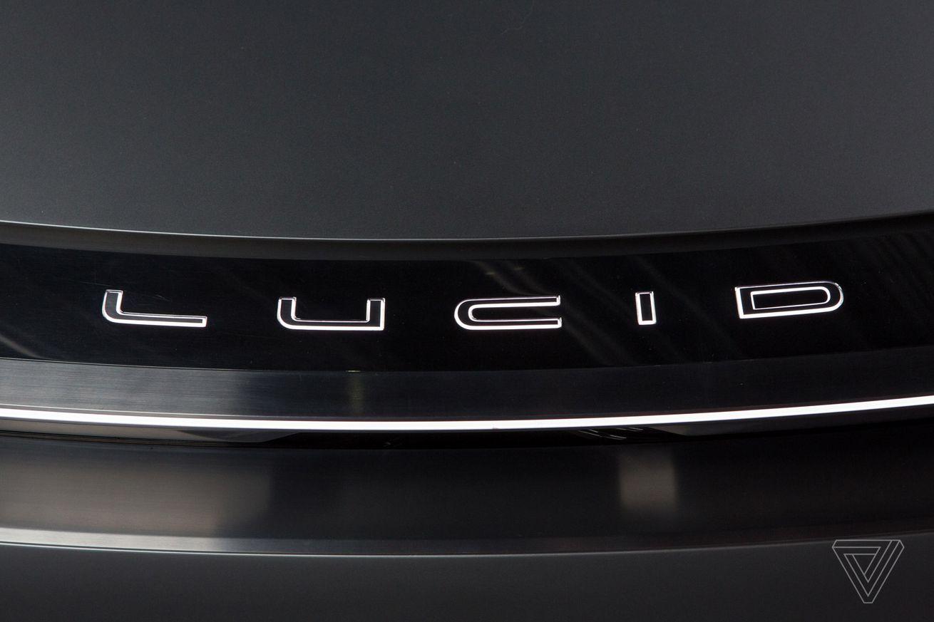 lucid motors sleek tesla killer redefines electric luxury
