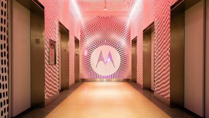 Motorola Solutions Moving 800 Jobs Downtown While Motorola ...