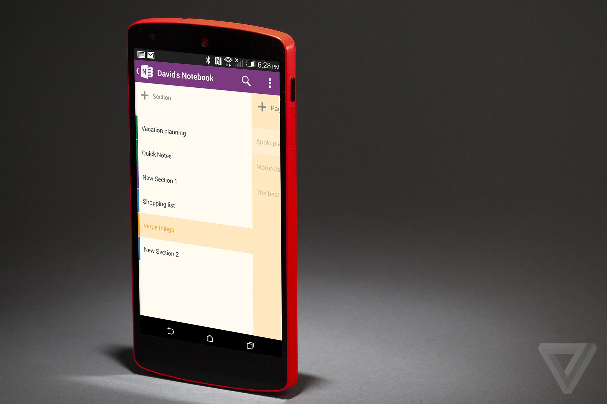 Phone Notebook App For Android Phone the best note taking app for android verge timn apps onenote