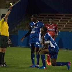 FC Dallas vs Arabe Unido