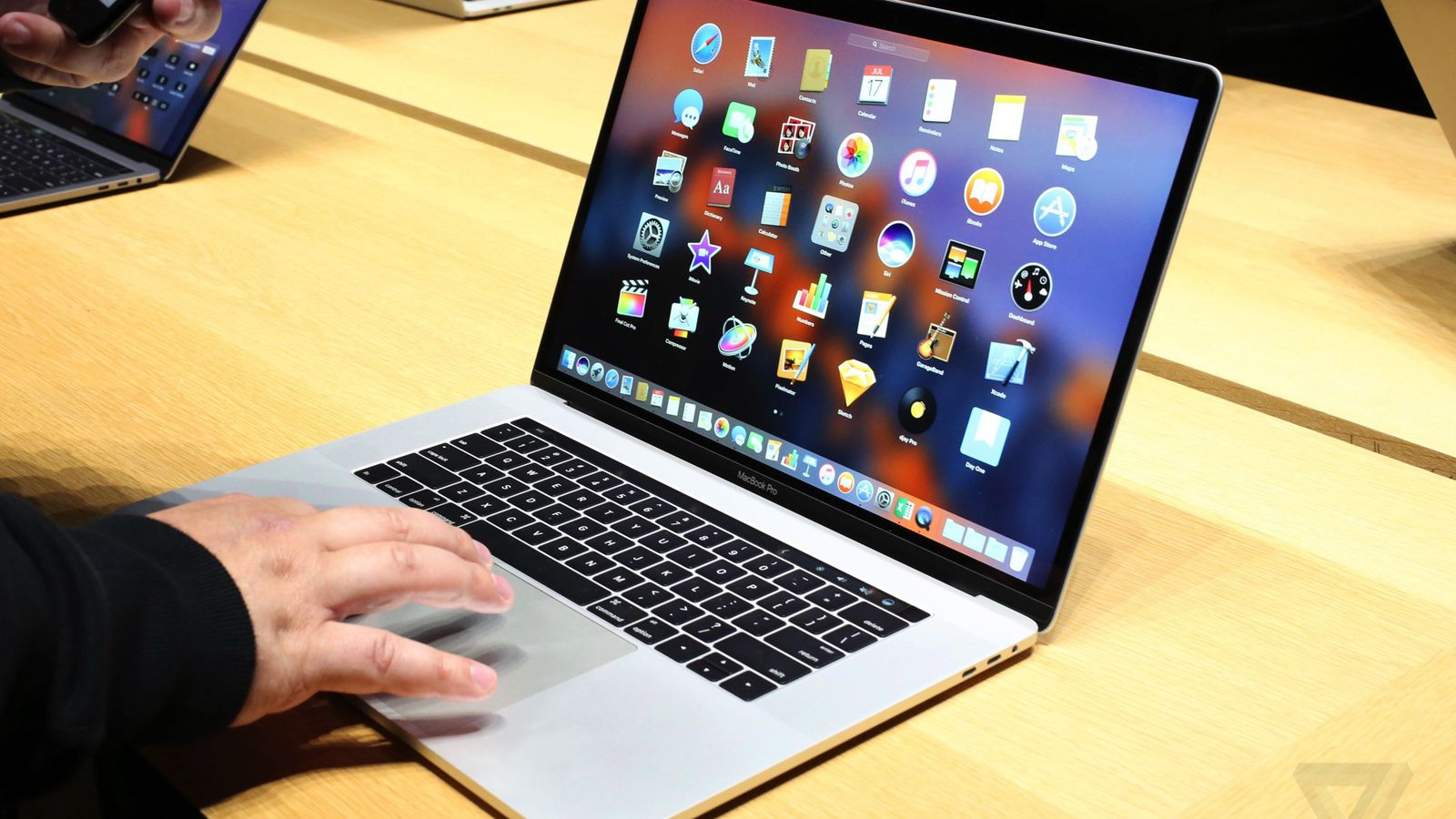 The new MacBook Pro looks and feels so good it's unreal