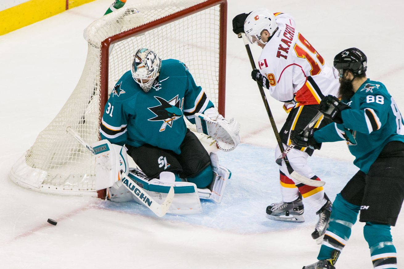 Experience gives Sharks an edge in Game 1