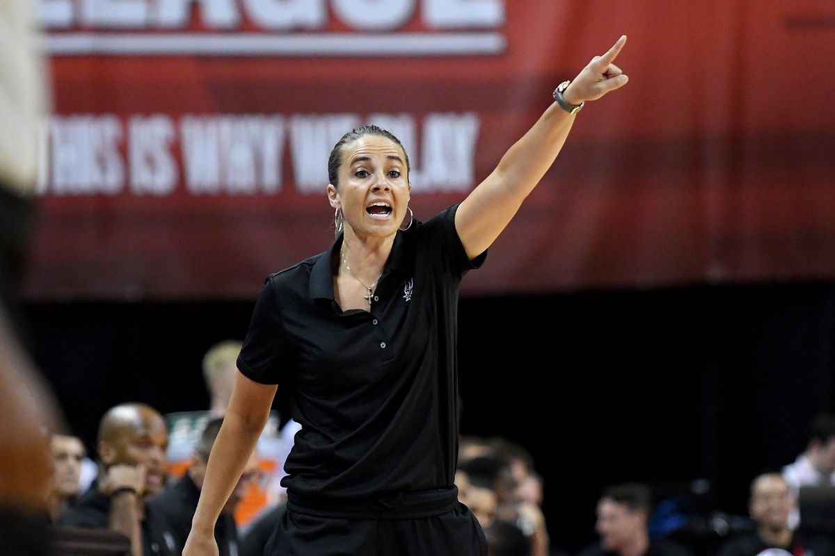 Becky Hammon a finalist for Florida