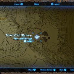 Secret Of The Cedars Shrine Quest Walkthrough Tahno O Ah