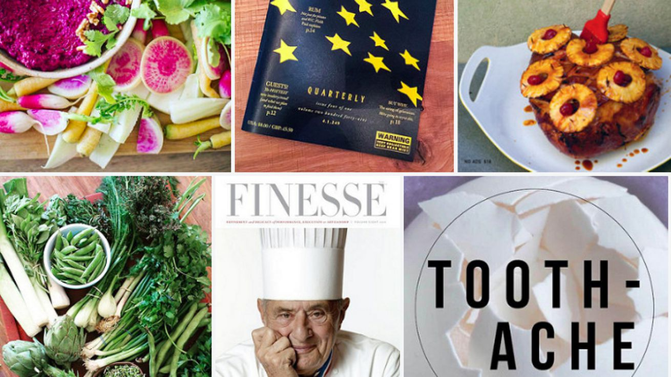 Your Next Favorite Magazine Could Be Published By a Chef