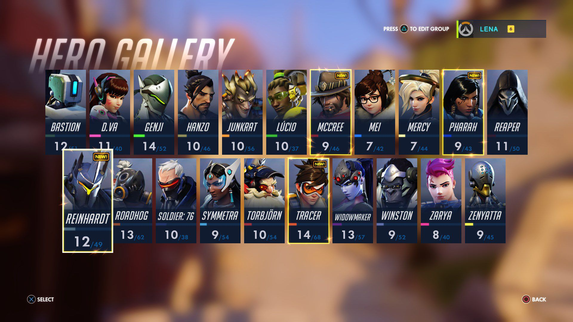 how to change your name on overwatch