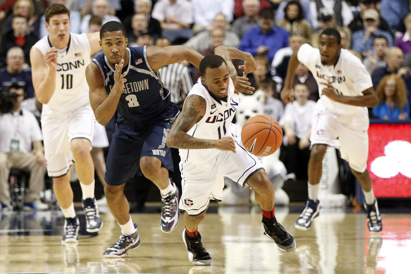 Connecticut roster 2013-2014: Guard-heavy Huskies set to ... Uconn Huskies Basketball 2013