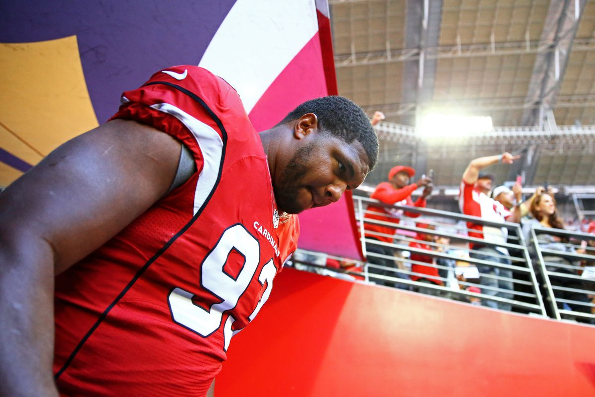 Jaguars have eyes for free agent Calais Campbell