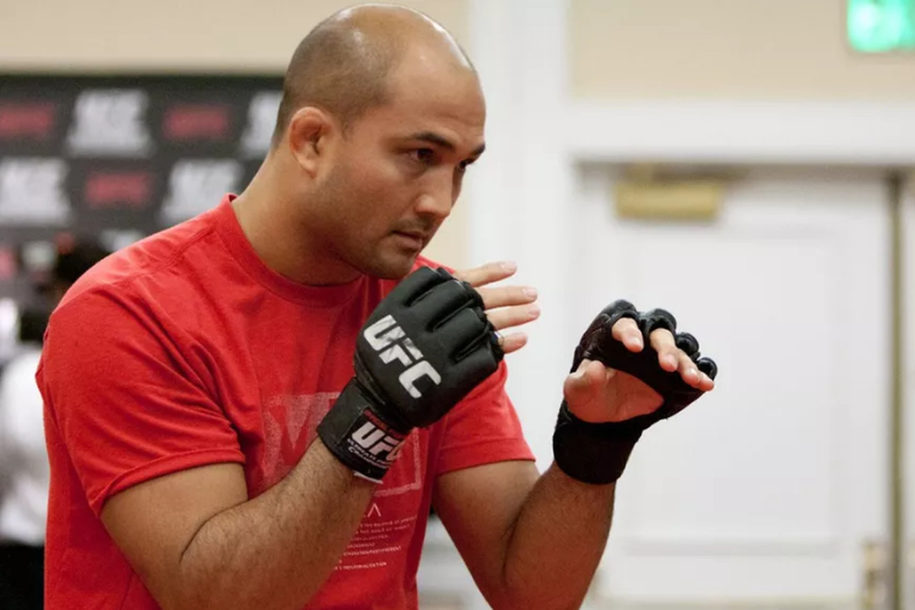 B.J. Penn says fight with Yair Rodriguez will look like a professional against an amateur