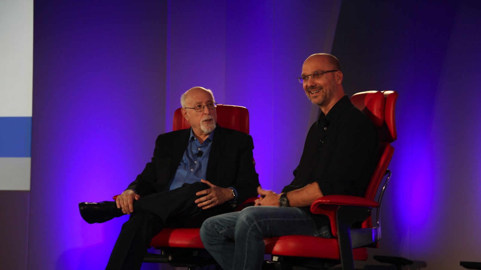 Android's co-founder is building a new company and a new kind of smartphone