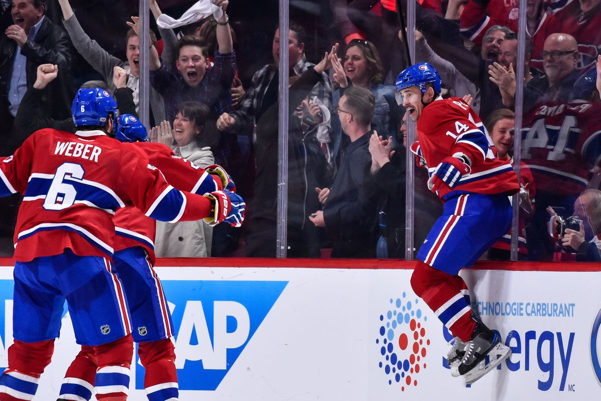 Efficient Rangers overcome Canadiens in Game One