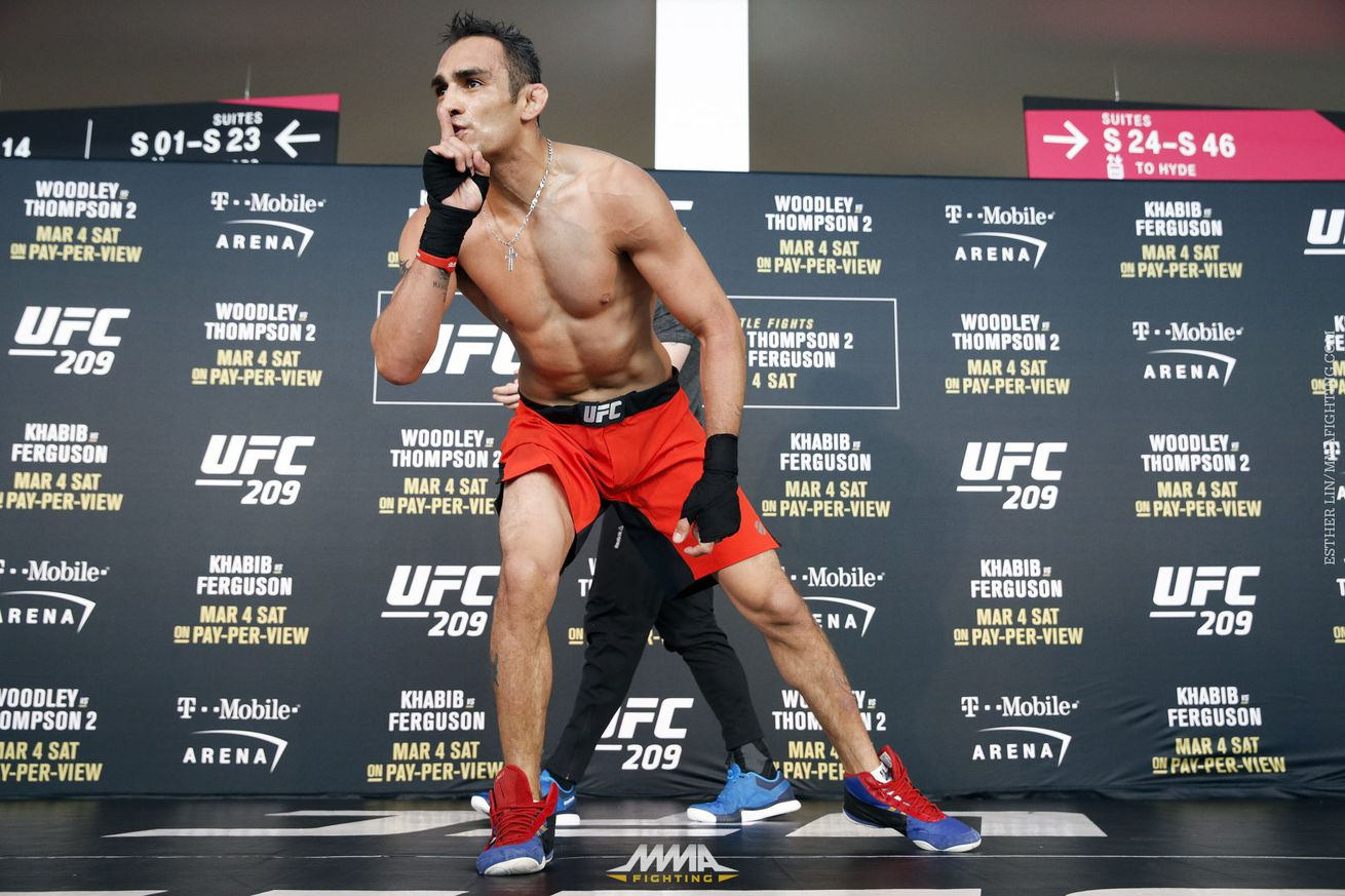 community news, Tony Ferguson to Tyron Woodley: 'He better watch out because I won The Ultimate Fighter at 170'