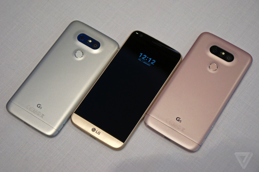 LG's G5 is a radical reinvention of the flagship Android ...