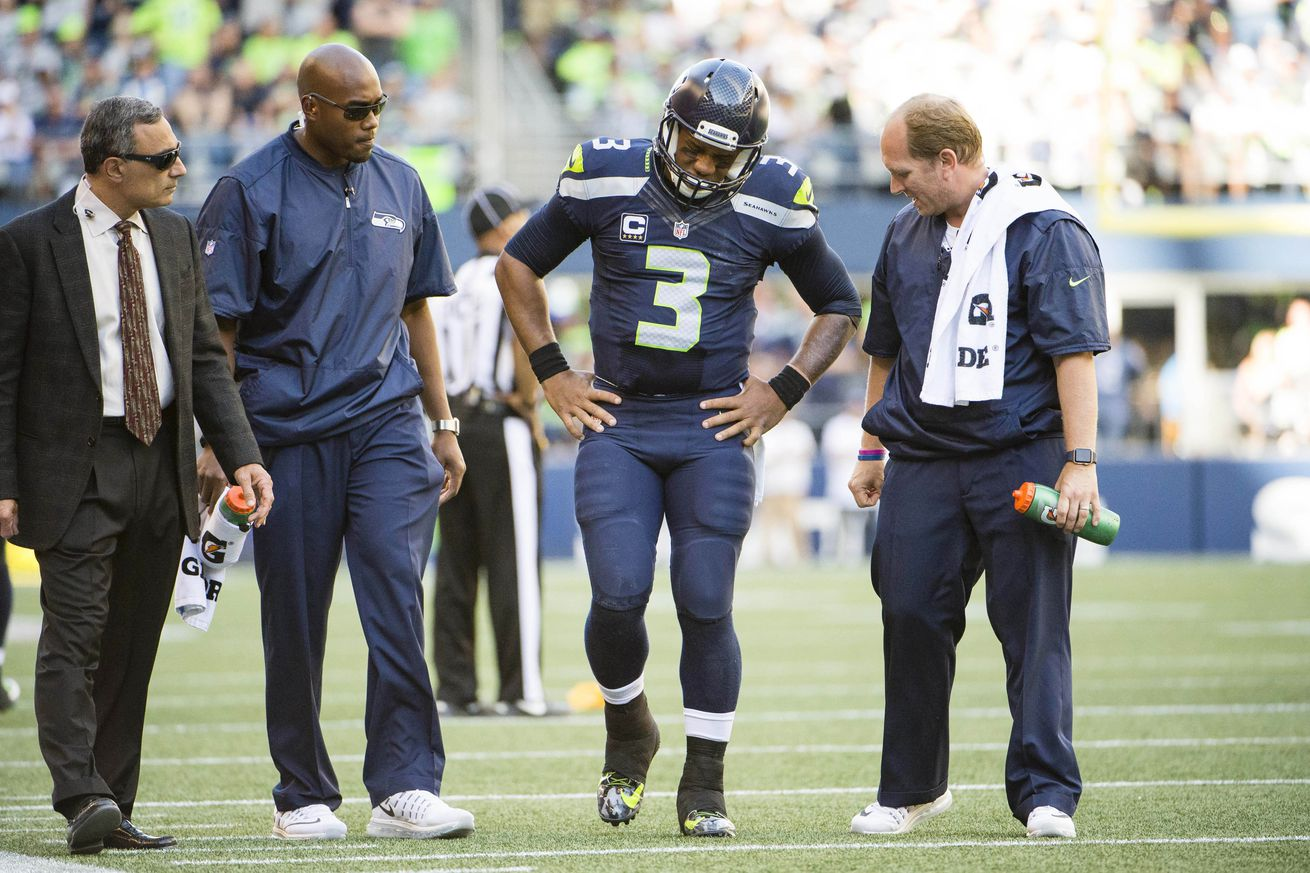 NFC West Report Week 3: Seattle Seahawks