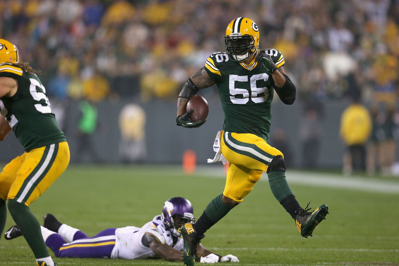 Nike NFL Youth Jerseys - Packers Top Plays of 2014, #6: Julius Peppers' First Lambeau Leap ...