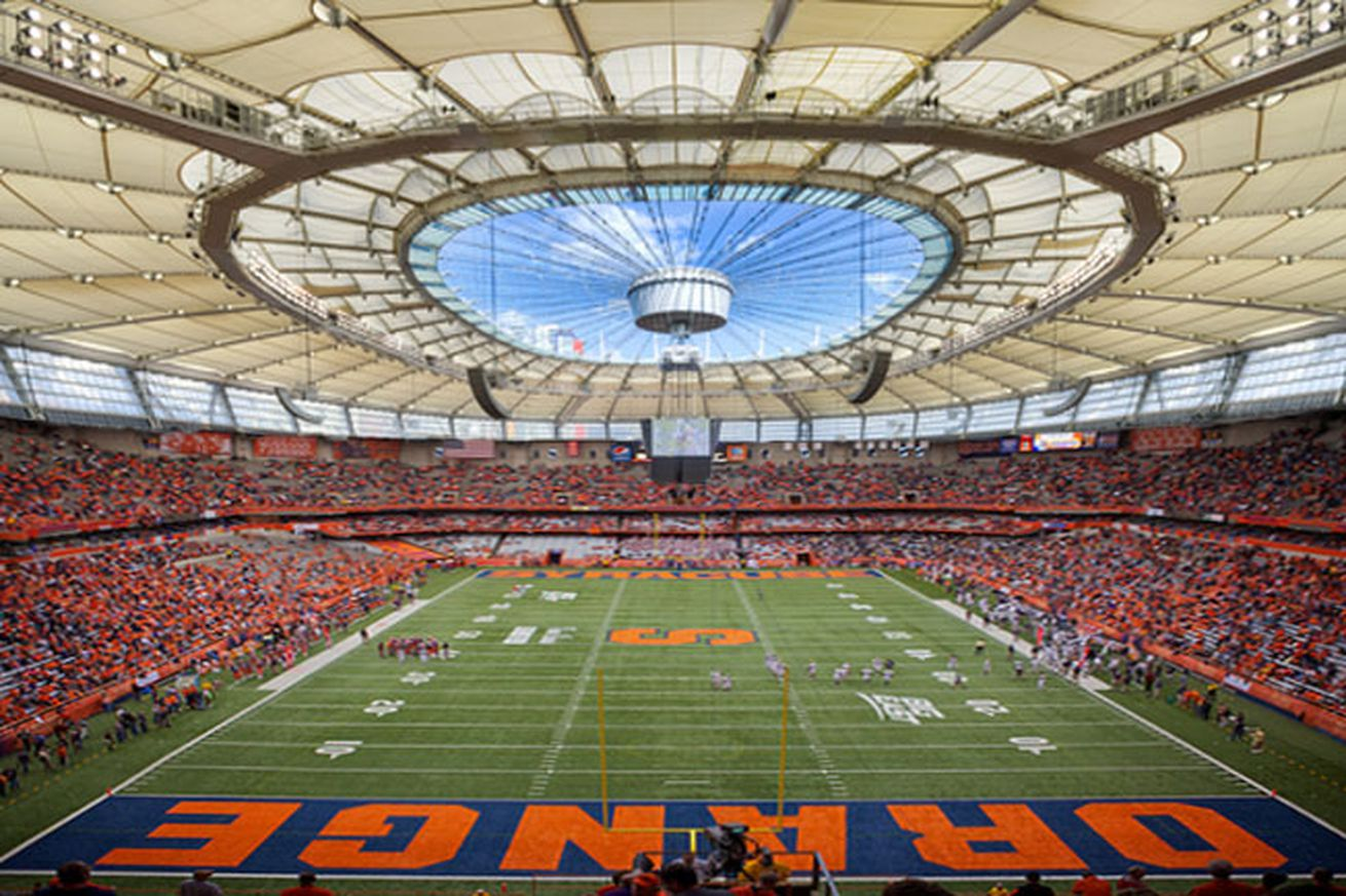 New Carrier Dome Roof Intends To Let The Light In