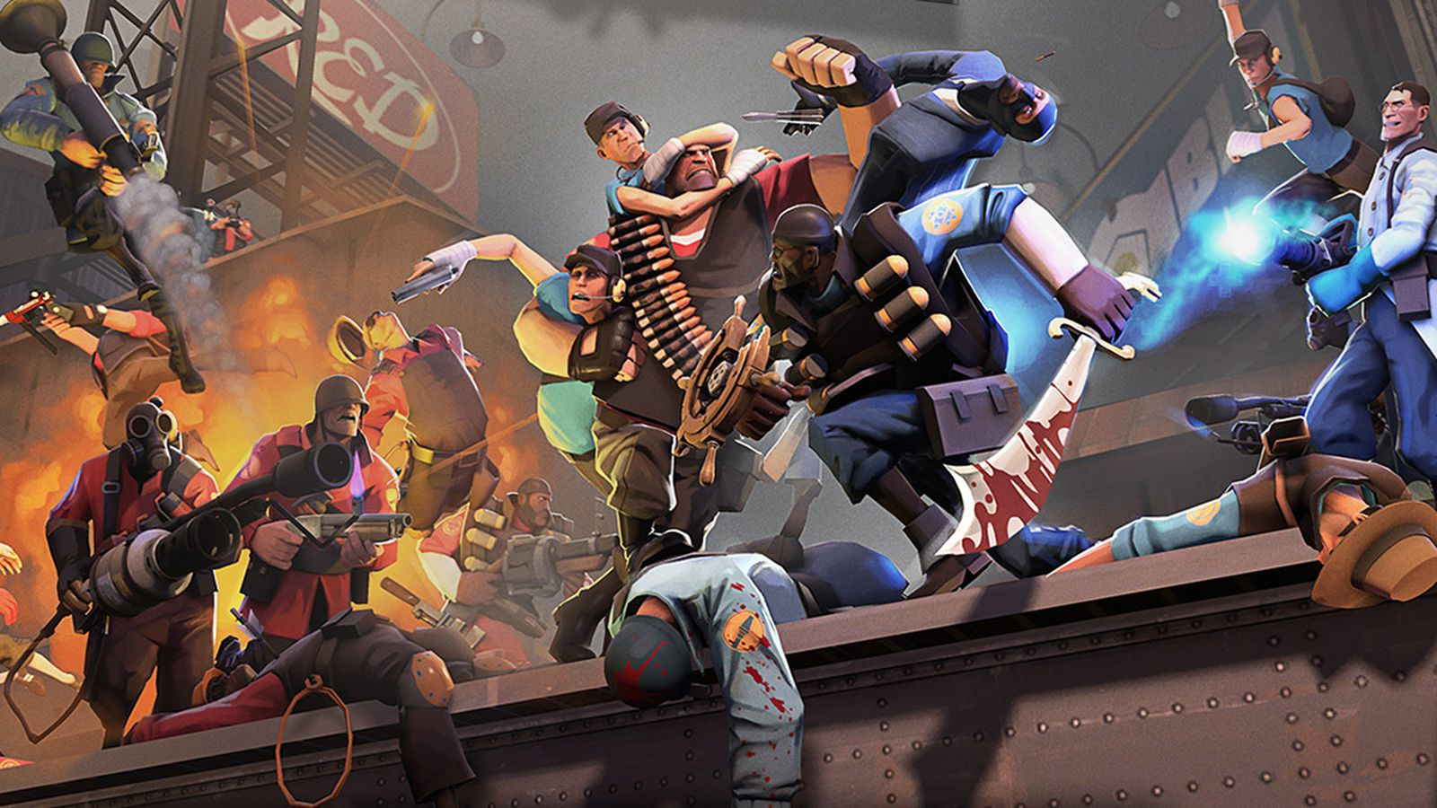 Valve Revise Team Fortress 2 s Casual Matchmaking