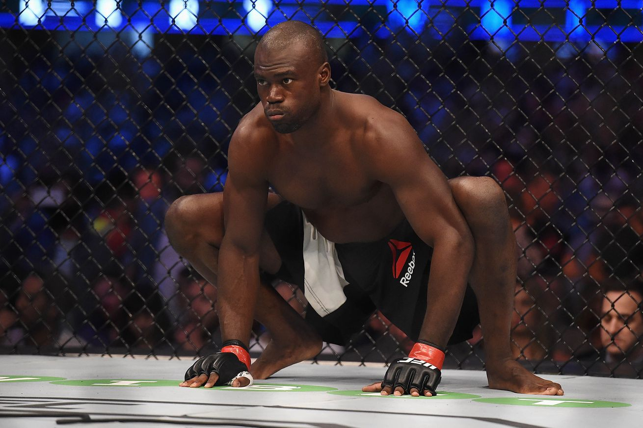 Uriah Hall off UFC 198 fight card