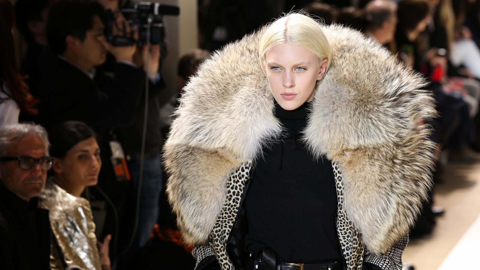 It S 2015 Fashion Is Full Of Vegans So Why Is Fur Still