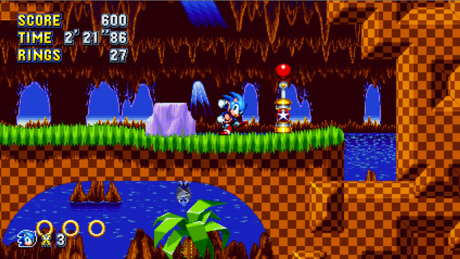 Sonic Mania delayed to summer
