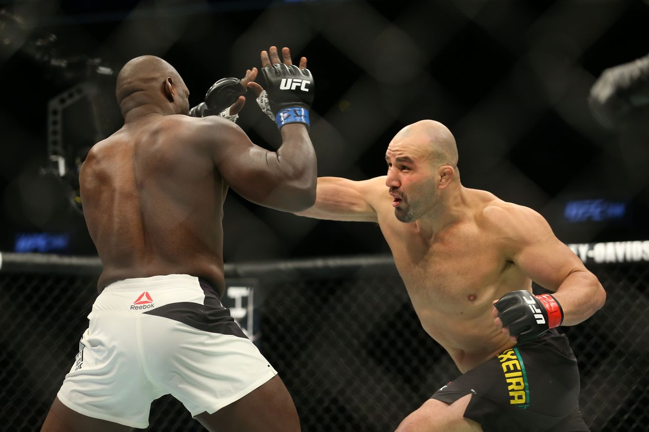 UFC 208 results from last night: Glover Teixeira vs Jared Cannonier fight recap