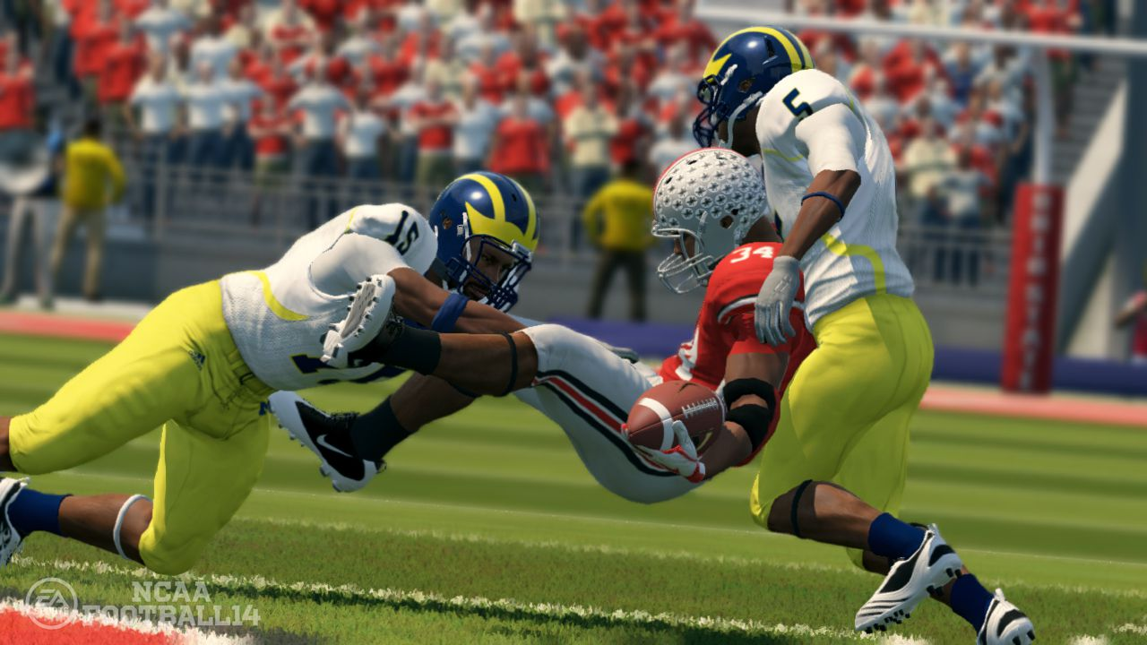 EA's NCAA Football Series Could Return, Exec Says