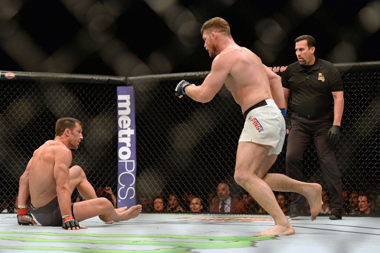 community news, Michael Bisping says he took Luke Rockhold's soul, doubts  we'll see him in MMA again