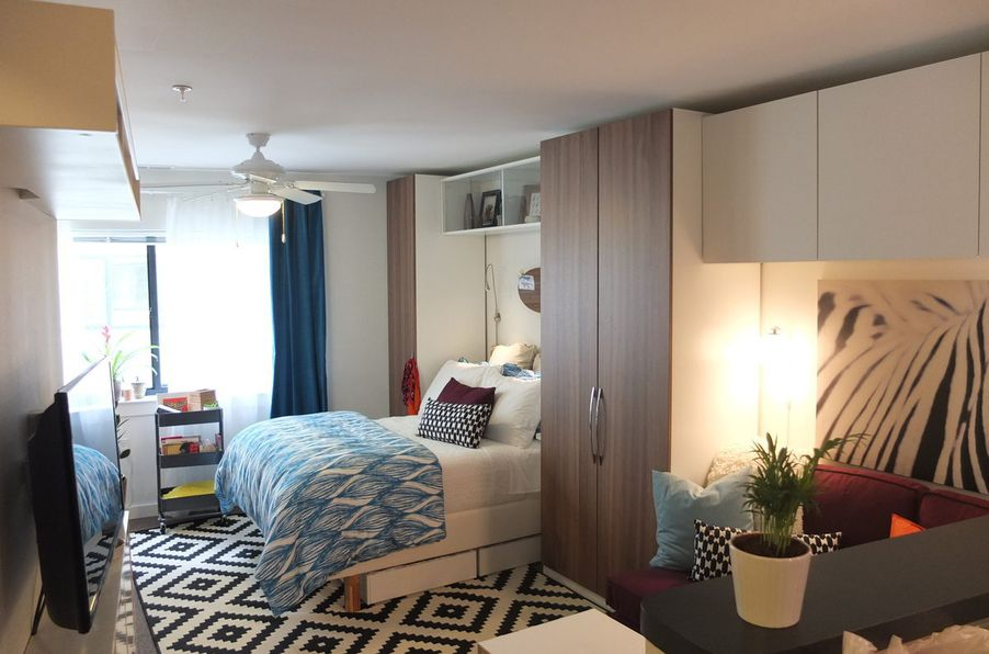 A Stunning D C Studio Apartment Ikea Makeover You Gotta