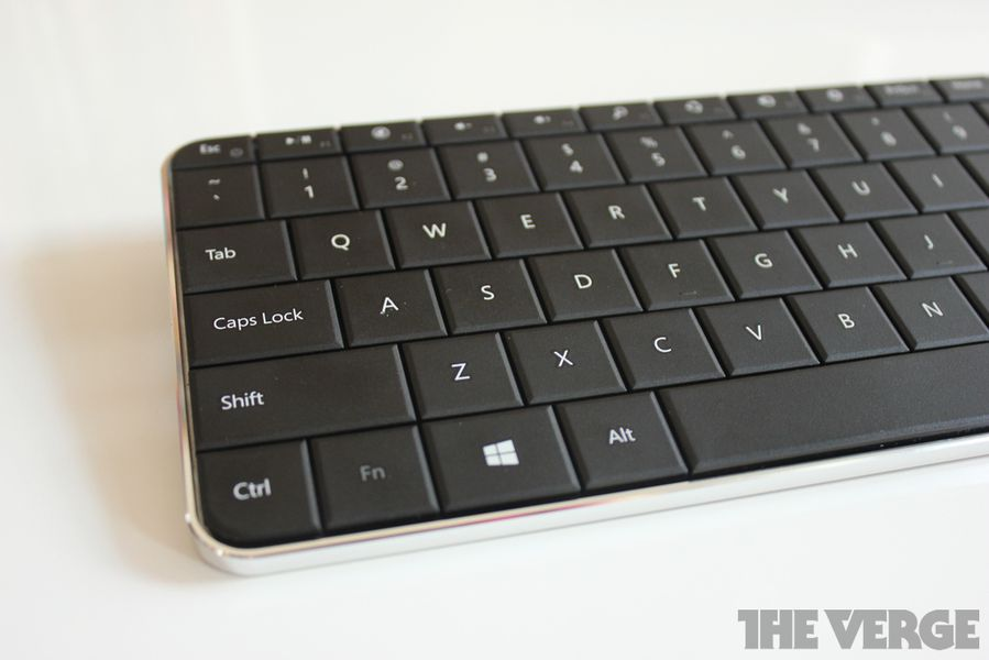microsoft wedge mobile keyboard manual