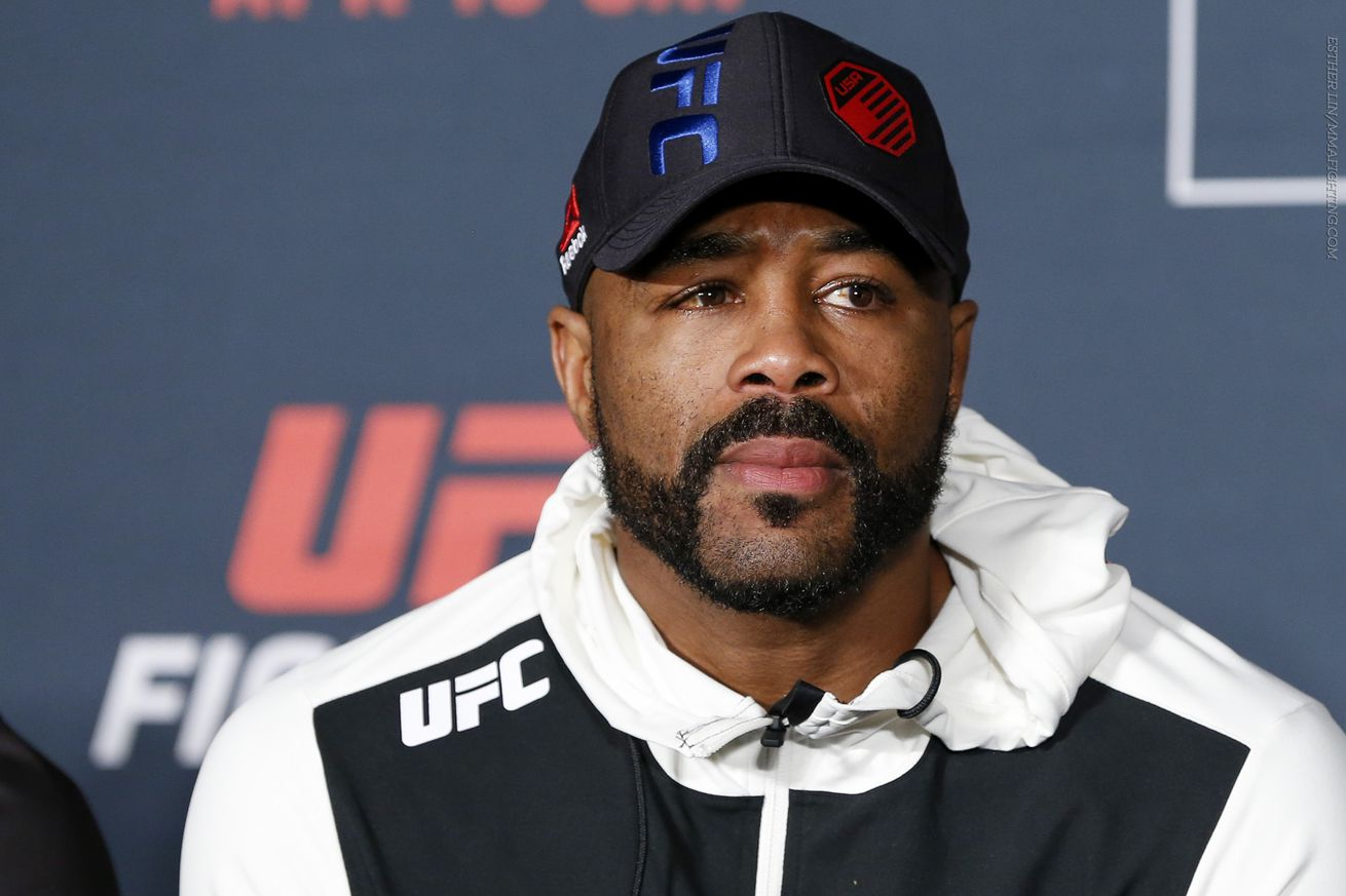 Rashad Evans on knockout loss to Glover Teixeira: Its embarrassing, its sad